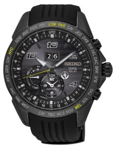 Seiko Astron GPS Novak Djokovic Limited Edition