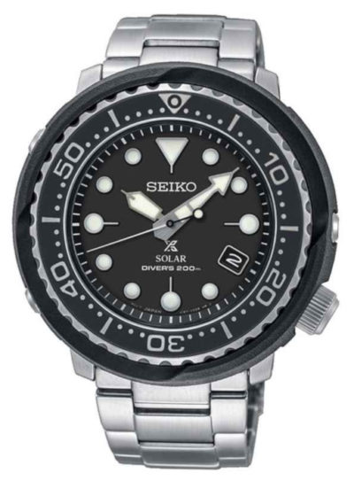 Prospex Solar Diver Men's Watch