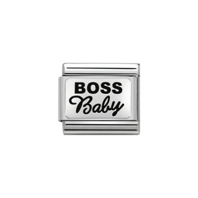 Nomination Boss Baby Charm