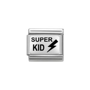Super Kid Nomination Charm