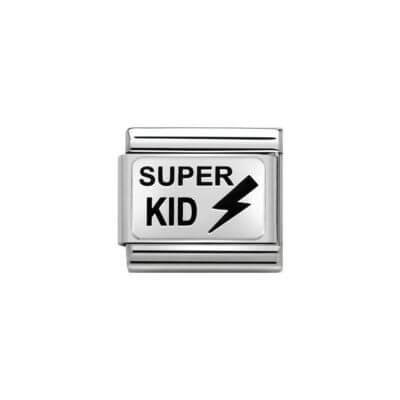 Super Kid Nomination Charm