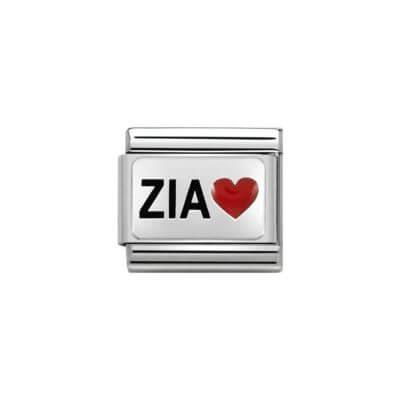Silver Zia Nomination Charm