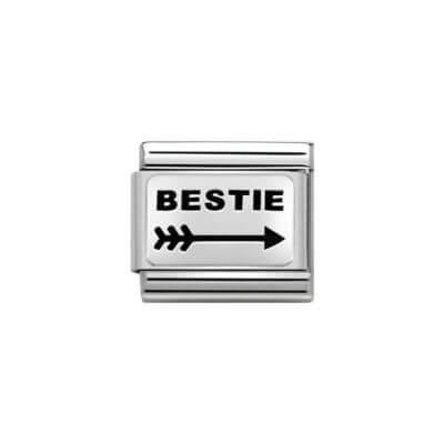 Nomination Bestie Arrow Charm
