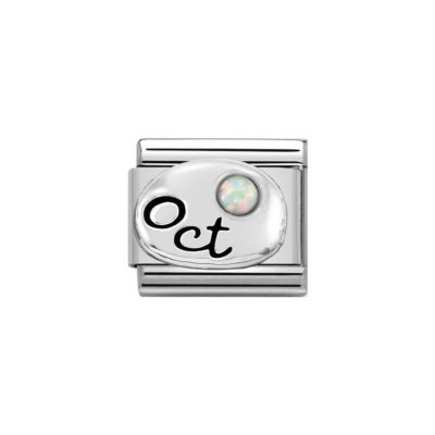 October Opal Nomination Charm