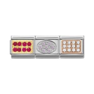 Nomination - Cubic Zirconia Pavé Collection